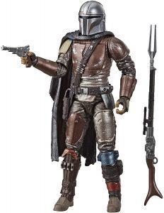 Figura de Mando de The Mandalorian de Star Wars de Hasbro - Figuras de acción y muñecos de The Mandalorian de Star Wars