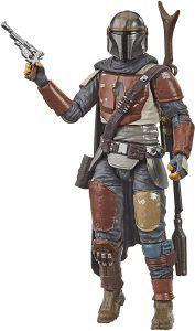 Figura de Mando de The Mandalorian de Star Wars de Hasbro Vintage - Figuras de acción y muñecos de The Mandalorian de Star Wars
