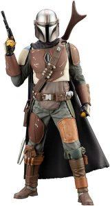 Figura de Mando de The Mandalorian de Star Wars de Kotobukiya - Figuras de acción y muñecos de The Mandalorian de Star Wars