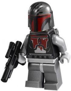 Figura de Mando de The Mandalorian de Star Wars de Lego - Figuras de acción y muñecos de The Mandalorian de Star Wars