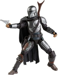 Figura de Mando de The Mandalorian de Star Wars de The Black Series - Figuras de acción y muñecos de The Mandalorian de Star Wars