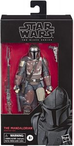 Figura de Mando de The Mandalorian de Star Wars de The Black Series de Hasbro - Figuras de acción y muñecos de The Mandalorian de Star Wars