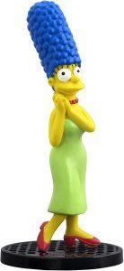 Figura de Marge Simpson de Toy Zany - Muñecos de Marge Simpson de los Simpsons - Figuras de acción de los Simpsons
