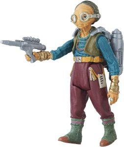Figura de Maz Kanata de Star Wars de Hasbro - Figuras de acción y muñecos de Maz Kanata de Star Wars