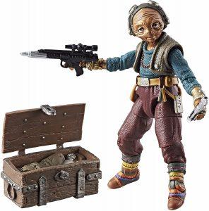 Figura de Maz Kanata de Star Wars de The Black Series - Figuras de acción y muñecos de Maz Kanata de Star Wars