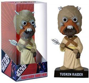 Figura de Moradores de las Arenas de Star Wars de Bobble Head - Figuras de acción y muñecos de Moradores de las Arenas de Star Wars