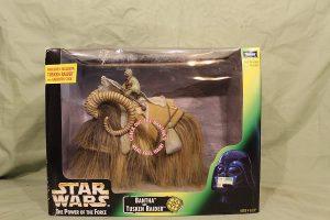Figura de Moradores de las Arenas y Bantha de Star Wars de Kenner - Figuras de acción y muñecos de Moradores de las Arenas de Star Wars