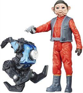 Figura de Nien Nunb de Star Wars de Hasbro - Figuras de acción y muñecos de Nien Nunb de Star Wars