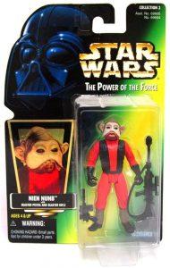 Figura de Nien Nunb de Star Wars de Kenner 2 - Figuras de acción y muñecos de Nien Nunb de Star Wars