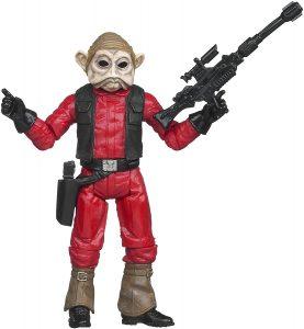 Figura de Nien Nunb de Star Wars de Kenner - Figuras de acción y muñecos de Nien Nunb de Star Wars