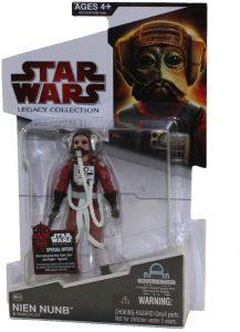 Figura de Nien Nunb de Star Wars de Legacy Collection - Figuras de acción y muñecos de Nien Nunb de Star Wars