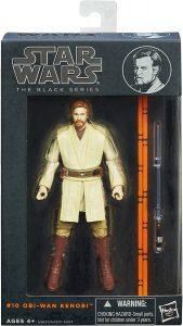 Figura de Obi-Wan Kenobi Episodio I de Star Wars de The Black Series - Figuras de acción y muñecos de Obi Wan Kenobi de Star Wars
