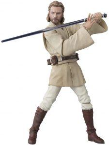 Figura de Obi-Wan Kenobi Episodio II de Star Wars de Ataque de los Clones - Figuras de acción y muñecos de Obi Wan Kenobi de Star Wars