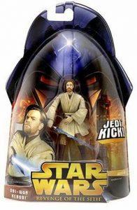 Figura de Obi-Wan Kenobi Episodio II de Star Wars de Clone Wars de Hasbro - Figuras de acción y muñecos de Obi Wan Kenobi de Star Wars