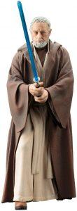 Figura de Obi-Wan Kenobi Episodio IV de Star Wars de Artfx - Figuras de acción y muñecos de Obi Wan Kenobi de Star Wars