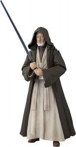 Figura de Obi-Wan Kenobi Episodio IV de Star Wars de Bandai - Figuras de acción y muñecos de Obi Wan Kenobi de Star Wars