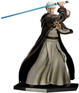 Figura de Obi-Wan Kenobi Episodio IV de Star Wars de Kotobukiya - Figuras de acción y muñecos de Obi Wan Kenobi de Star Wars