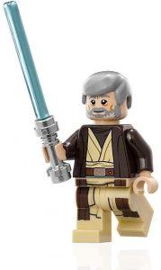 Figura de Obi-Wan Kenobi Episodio IV de Star Wars de Lego - Figuras de acción y muñecos de Obi Wan Kenobi de Star Wars