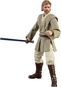 Figura de Obi-Wan Kenobi de Star Wars de Hasbro The Black Series - Figuras de acción y muñecos de Obi Wan Kenobi de Star Wars