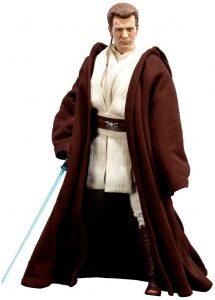 Figura de Obi-Wan Kenobi de Star Wars de Sideshow - Figuras de acción y muñecos de Obi Wan Kenobi de Star Wars