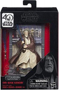 Figura de Obi-Wan Kenobi de Star Wars de The Black Series - Figuras de acción y muñecos de Obi Wan Kenobi de Star Wars