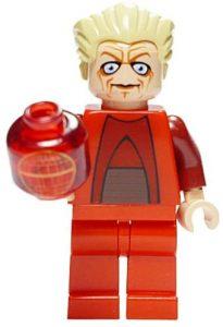 Figura de Palpatine de Star Wars de LEGO - Figuras de acción y muñecos de Darth Sidious y Emperador Palpatine de Star Wars