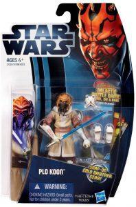 Figura de Plo Koon de Star Wars de Hasbro 3 - Figuras de acción y muñecos de Plo Koon de Star Wars