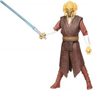 Figura de Plo Koon de Star Wars de Hasbro 4 - Figuras de acción y muñecos de Plo Koon de Star Wars