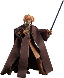 Figura de Plo Koon de Star Wars de Hasbro The Black Series - Figuras de acción y muñecos de Plo Koon de Star Wars