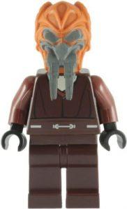 Figura de Plo Koon de Star Wars de Lego 2 - Figuras de acción y muñecos de Plo Koon de Star Wars