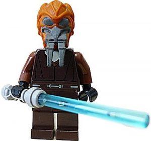 Figura de Plo Koon de Star Wars de Lego - Figuras de acción y muñecos de Plo Koon de Star Wars