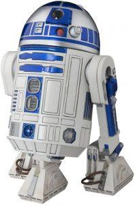 Figura de R2-D2 de Star Wars de Bandai - Figuras de acción y muñecos de R2-D2 de Star Wars