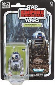 Figura de R2-D2 de Star Wars de Kenner - Figuras de acción y muñecos de R2-D2 de Star Wars