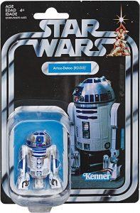 Figura de R2-D2 de Star Wars de Kenner vintage - Figuras de acción y muñecos de R2-D2 de Star Wars