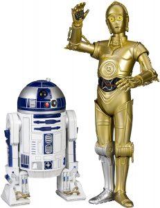 Figura de R2-D2 y C3P-O de Star Wars de Kotobukiya - Figuras de acción y muñecos de R2-D2 de Star Wars