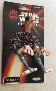 Figura de Sebulba de Star Wars de Koosh - Figuras de acción y muñecos de Sebulba de Star Wars