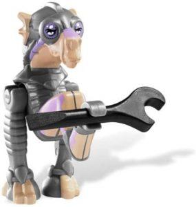 Figura de Sebulba de Star Wars de LEGO - Figuras de acción y muñecos de Sebulba de Star Wars