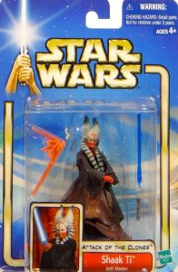 Figura de Shaak Ti de Star Wars de Hasbro 2 - Figuras de acción y muñecos de Shaak Ti de Star Wars