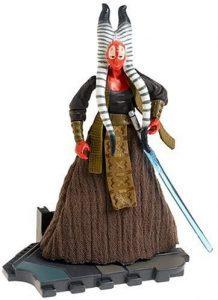 Figura de Shaak Ti de Star Wars de Hasbro 4 - Figuras de acción y muñecos de Shaak Ti de Star Wars