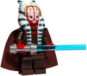 Figura de Shaak Ti de Star Wars de LEGO - Figuras de acción y muñecos de Shaak Ti de Star Wars