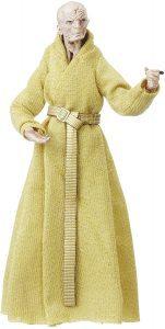 Figura de Snoke de Star Wars de Hasbro The Black Series - Figuras de acción y muñecos de Snoke de Star Wars