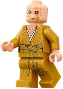 Figura de Snoke de Star Wars de Lego - Figuras de acción y muñecos de Snoke de Star Wars