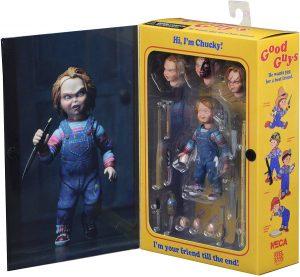 Figura de Ultimate Chucky de NECA - Figuras coleccionables y muñecos de la película de Chucky - el muñeco diabólico de Chucky