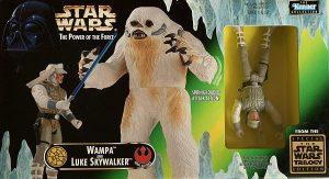 Figura de Wampa de Star Wars de Kenner - Figuras de acción y muñecos de Wampa de Star Wars