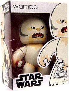 Figura de Wampa de Star Wars de Mighty Muggs - Figuras de acción y muñecos de Wampa de Star Wars
