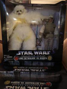 Figura de Wampa vs Luke Skywalker de Star Wars de Hasbro - Figuras de acción y muñecos de Wampa de Star Wars