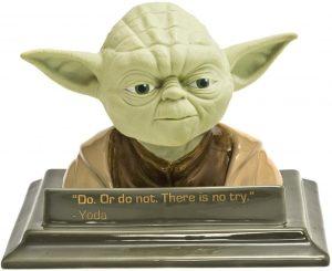 Figura de Yoda de Star Wars de Busto - Figuras de acción y muñecos de Yoda de Star Wars