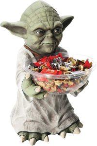 Figura de Yoda de Star Wars de Caramelos - Figuras de acción y muñecos de Yoda de Star Wars