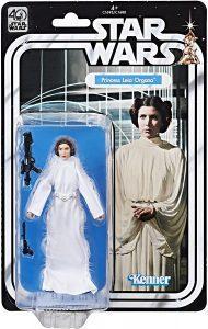Figura de la princesa Leia clásica de Star Wars de Kenner - Figuras de acción y muñecos de Leia Organa de Star Wars