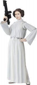 Figura de la princesa Leia de Star Wars de Bandai - Figuras de acción y muñecos de Leia Organa de Star Wars